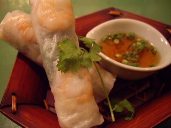 Goi Kwon «Vietnamese Raw Spring Roll»