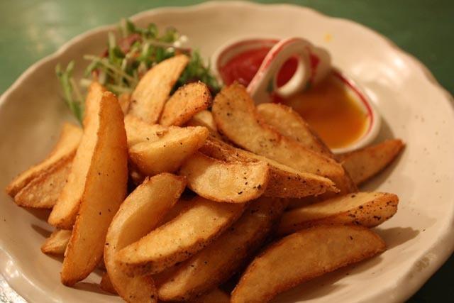 Koantai Chen «French fries»