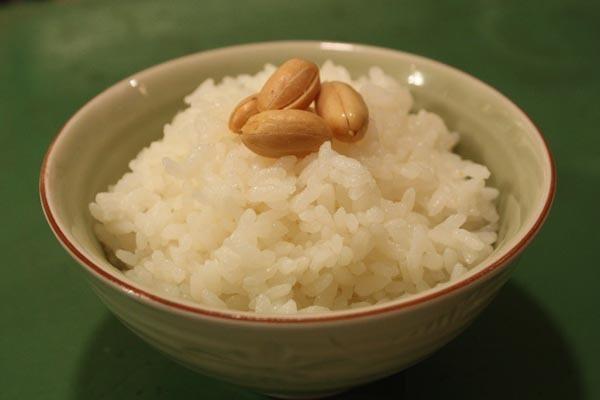 Com Chang «White rice»