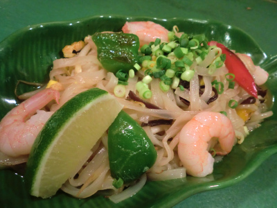 Pattay << Thai style baked soba »