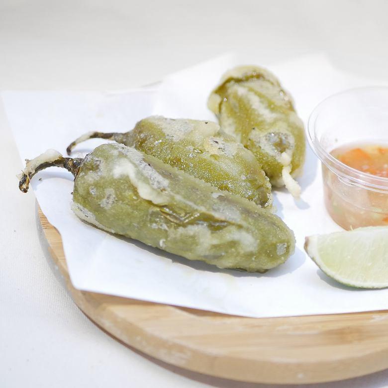 アボカドスライス/ハラペーニョフリット/枝豆/ミックスナッツ