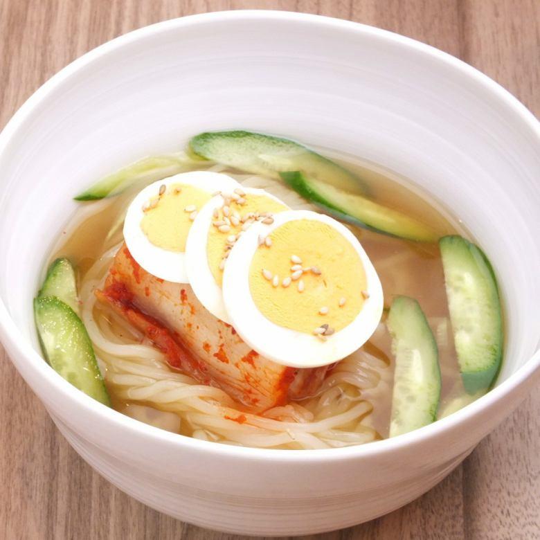 Cold noodle