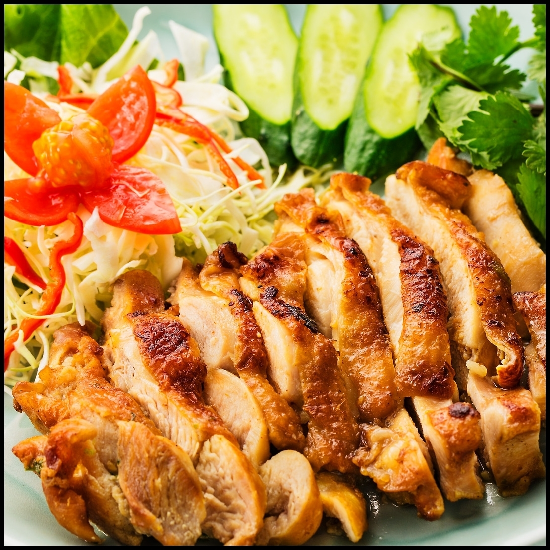 ガイヤーン(鶏もも肉の直火焼き)