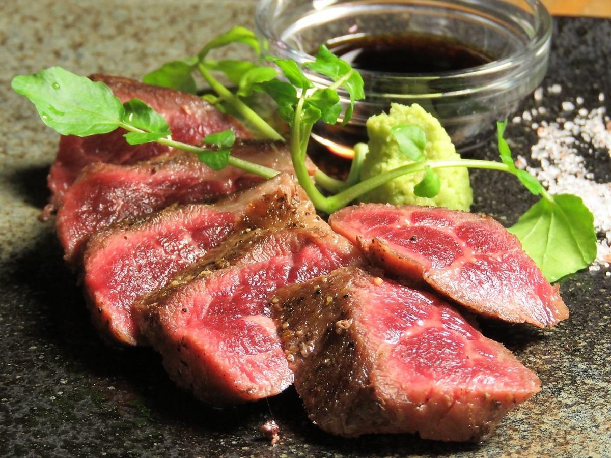 新潟ならではの雪室熟成肉