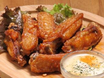 Buffalo Chicken Wing (MILD · HOT · EXTRA HOT)