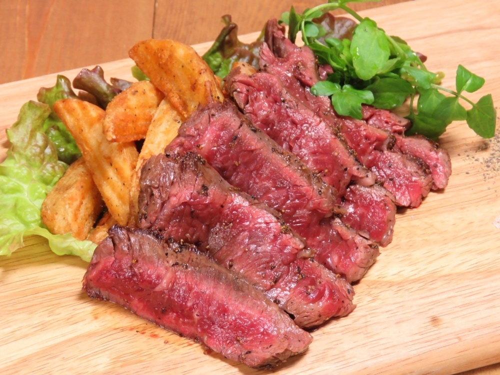 Beef Harami's Steak