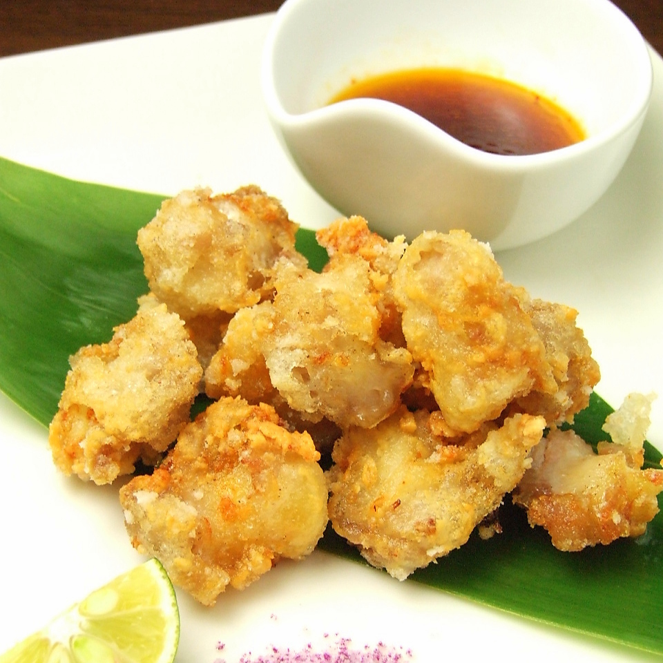 Deep-fried cartilage ~ at the island mars ~