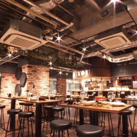 Sakae of Don Quixote the fifth floor! Airy stylish atmosphere of the Italian Val ♪ lunch Mamakai, women's meetings and birthday meetings and banquets, wedding second meeting and shops that can be used in various scenes ☆