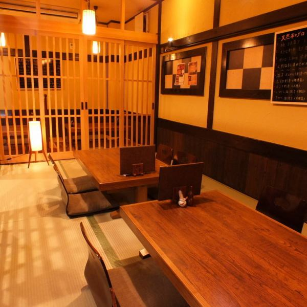 Please also use our shop at mama party etc.We prepare a restful seat with relaxing calm.You can relax relaxedly by taking off your shoes, so you can use it for children with children besides drinking party at company.We serve delicious food and drinks and have a good time.