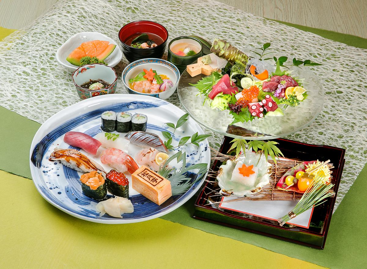 We are offering banquet reservations ♪ There are many recommended seasonal courses.