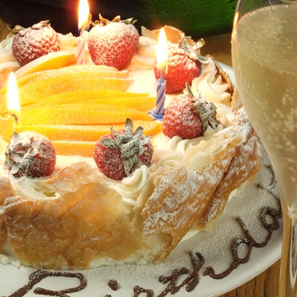 装饰蛋糕赠送