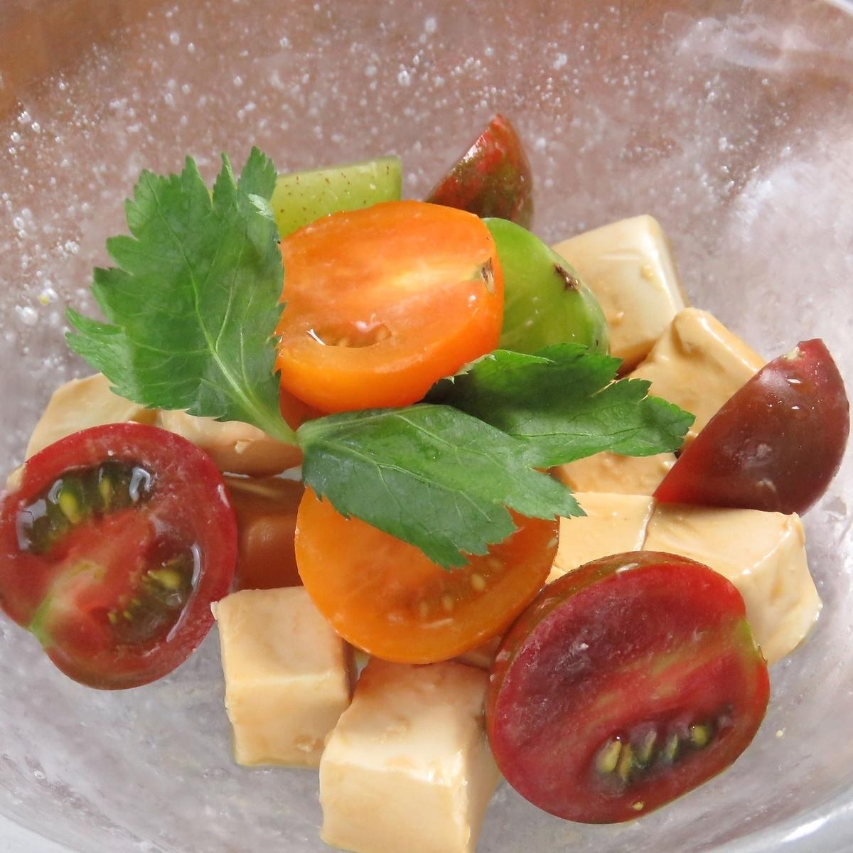 Aya tomato Japanese Caprese