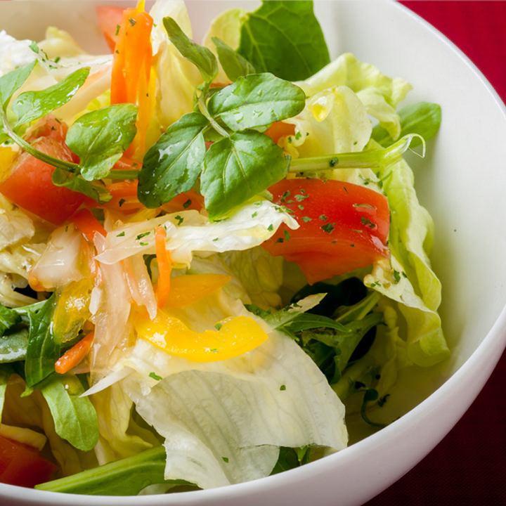 ◎野菜不足のあなたに!◎生野菜グリーンサラダ