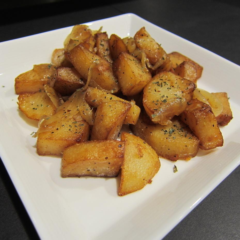 咖啡館馬鈴薯