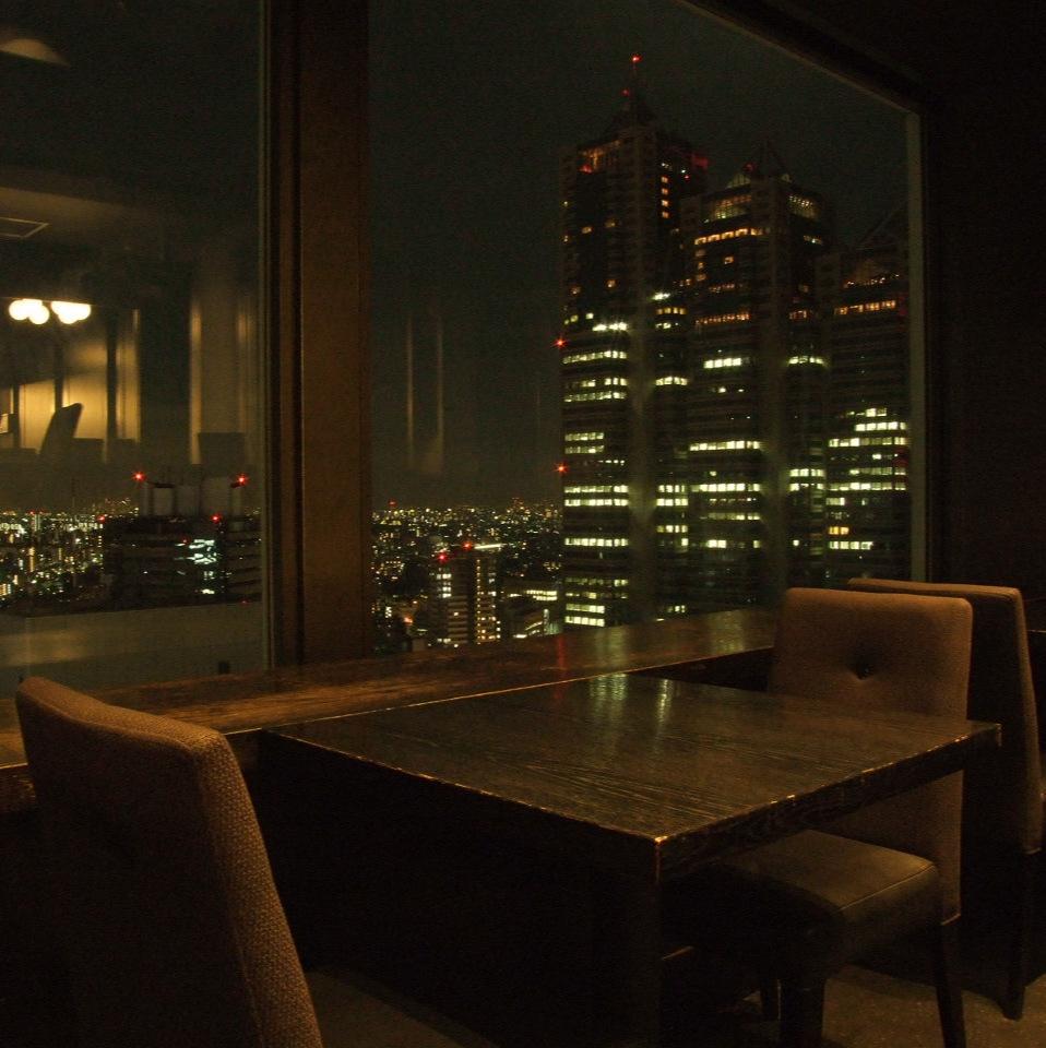 表位子有夜视图