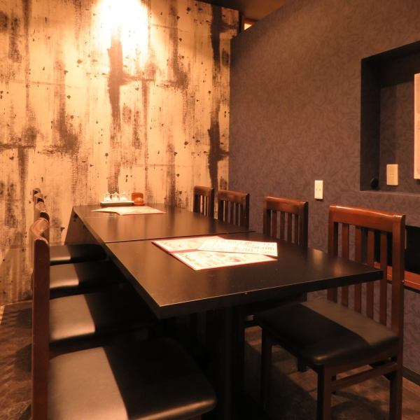 【Table Private Room】 Up to 10 people OK! Petit banquet, Gongkong, Girls Association ♪ C - one We are waiting for the staff on the first floor of the basement! There is also a private room for up to 40 banquets!