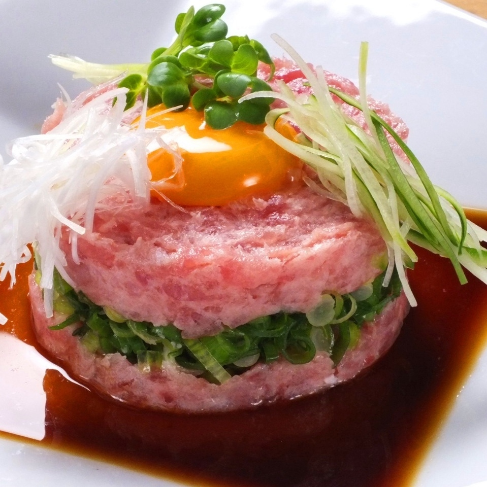 Milfieu with specialty tuna with body and Kujo no Onion