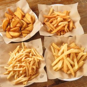 Fried Potatoes フライドポテト