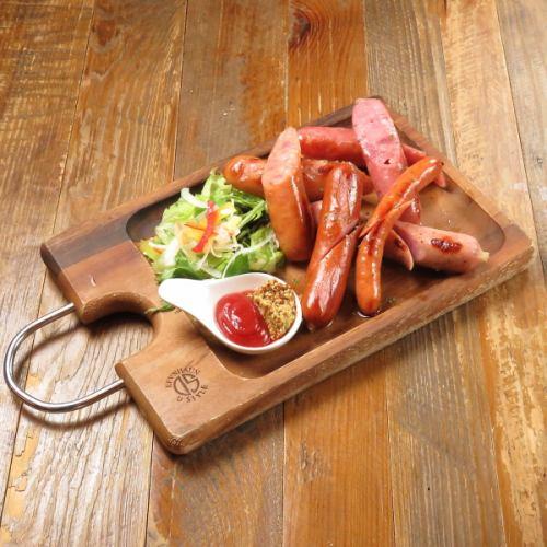 Sauteed Sausage Sausage