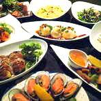 周六,周日及公众假期包机方特当然!膳食与所有你可以喝3小时4000日元!