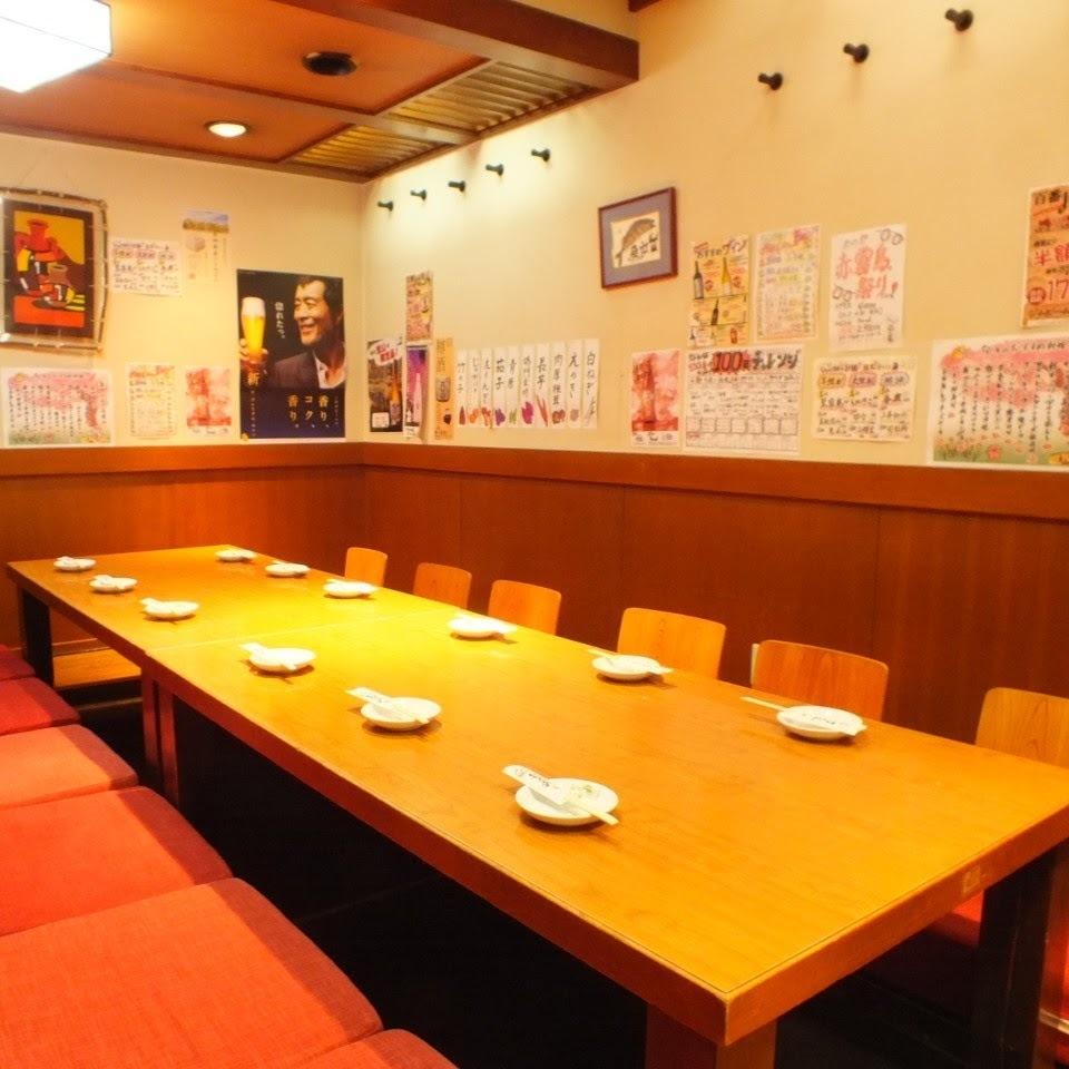最多人数可达26人。它可以分为4个桌子,每个座位有6个座位。我们正在为团体安排,请在预订时咨询我们。