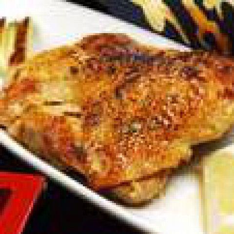 [一押] 큰 닭도도 미친 소금 구이