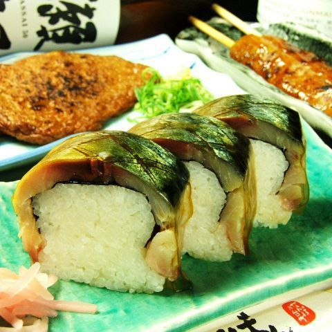 【Special product】 Mackerel sushi (1 stick)