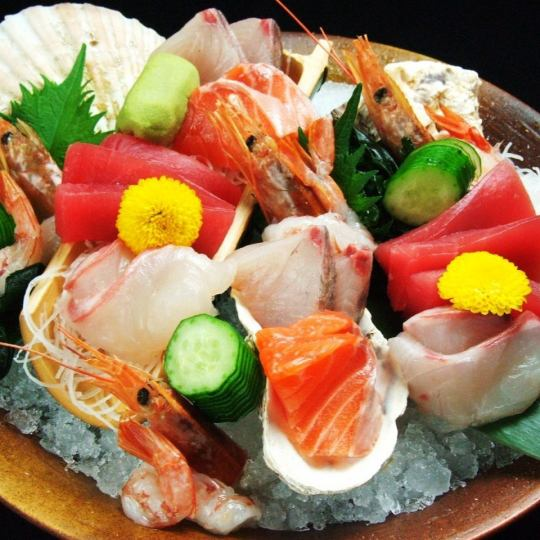 【Awaji production】 Five kinds of freshly made fish stocks purchased every morning