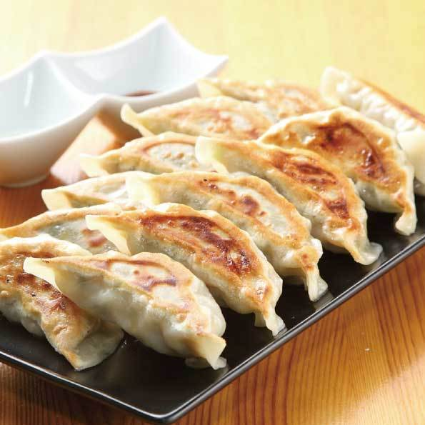 焼き餃子 3個