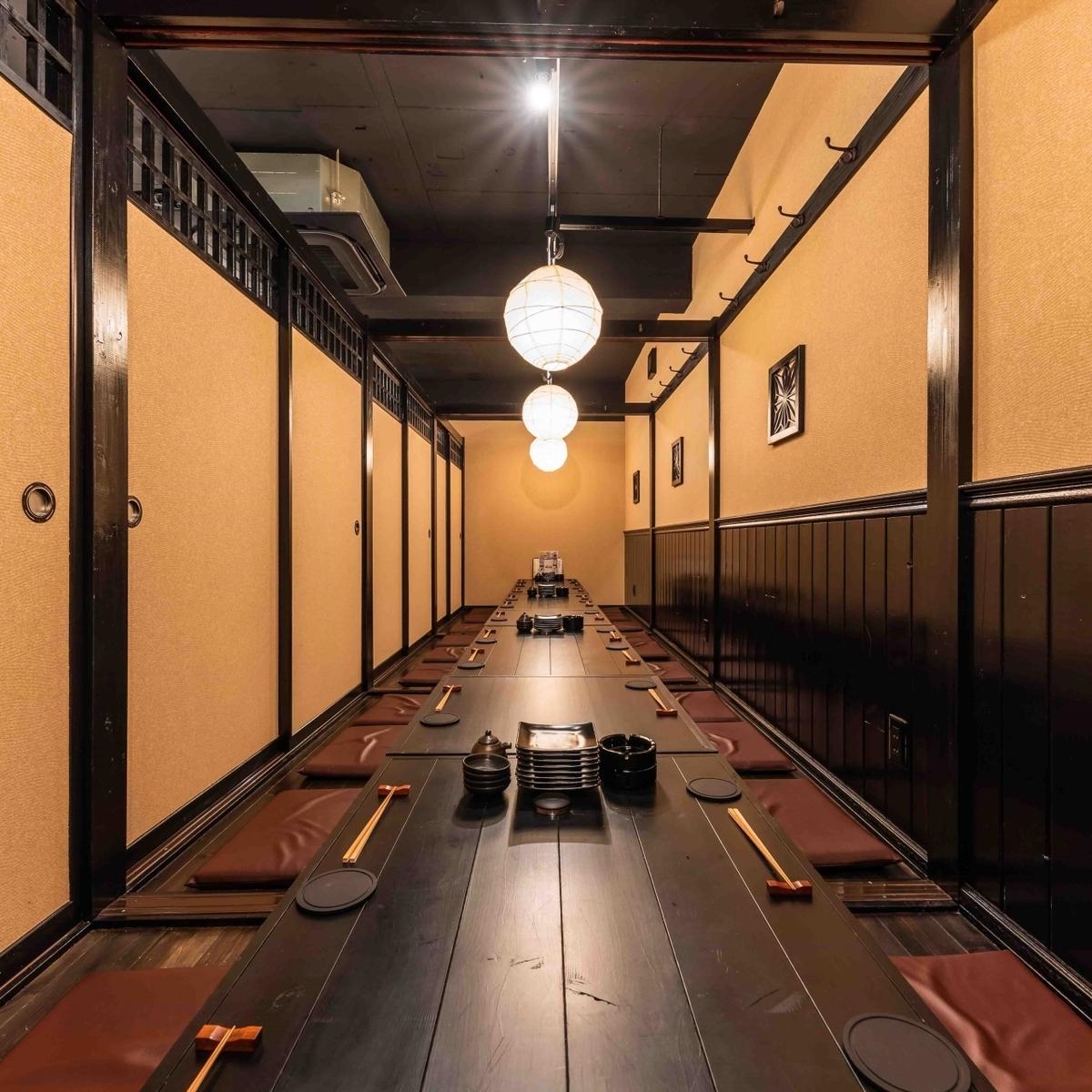 私人房间最多可容纳20人!仅限完善的私人空间!需提前预订!