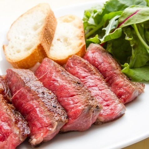 Kobe beef is also ☆ ★