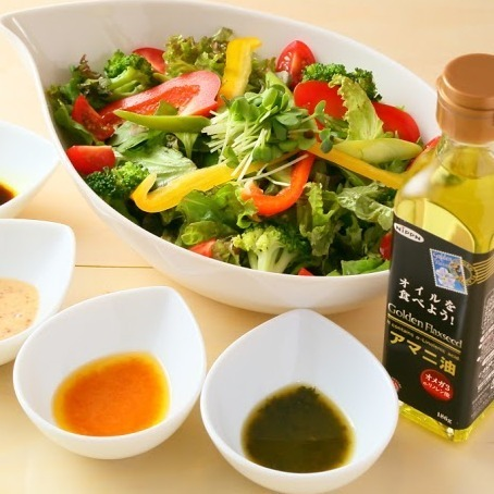 Fluffy salad