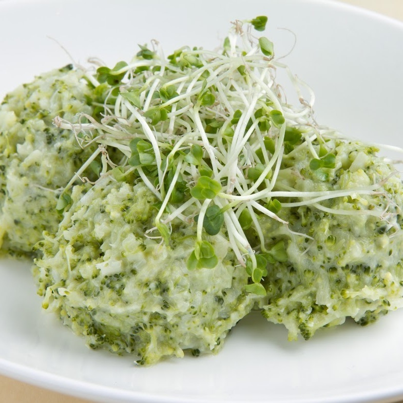 Potasara style broccoli salad