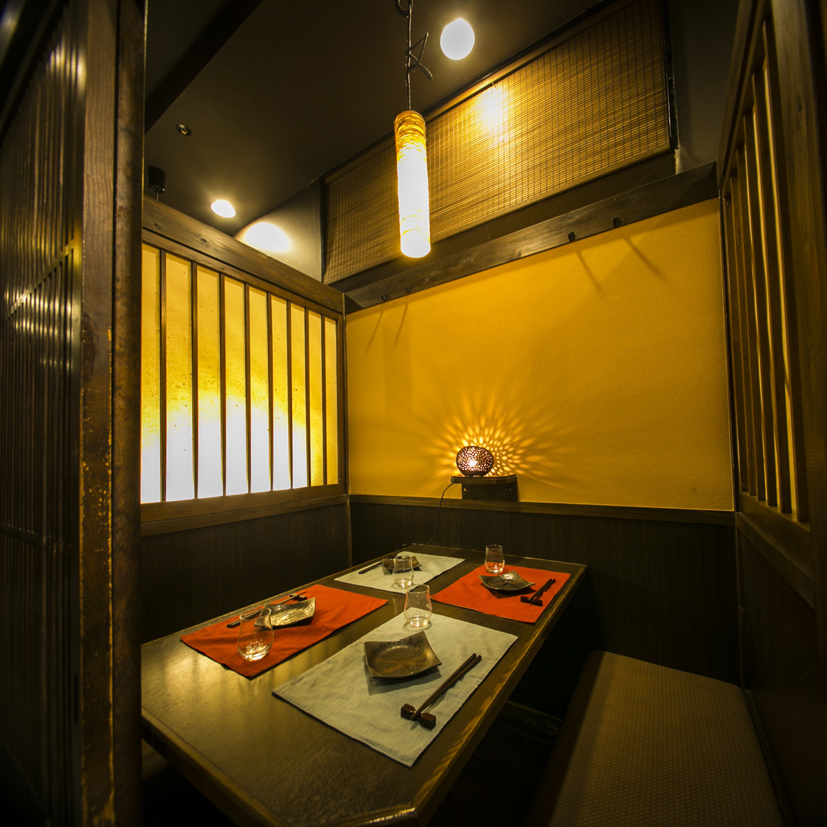 【Complete private room】 Private room for small number of people is enriched! (It is an image of affiliated store)