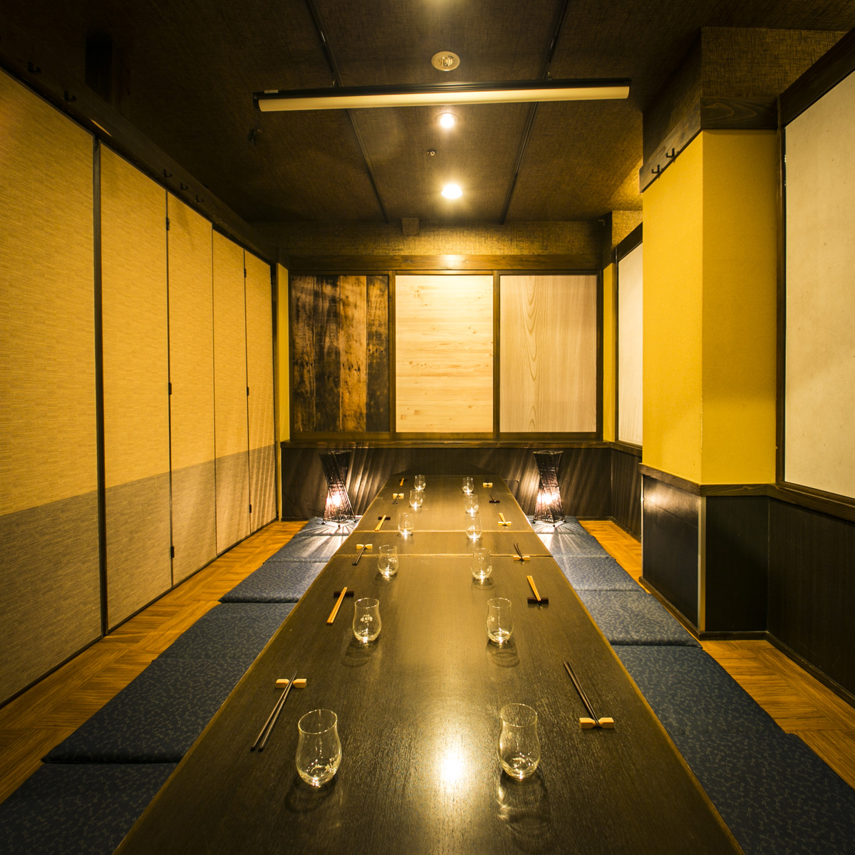 【Complete private room】 The calm seat is perfect for drinking party! (It is the image of affiliated store)