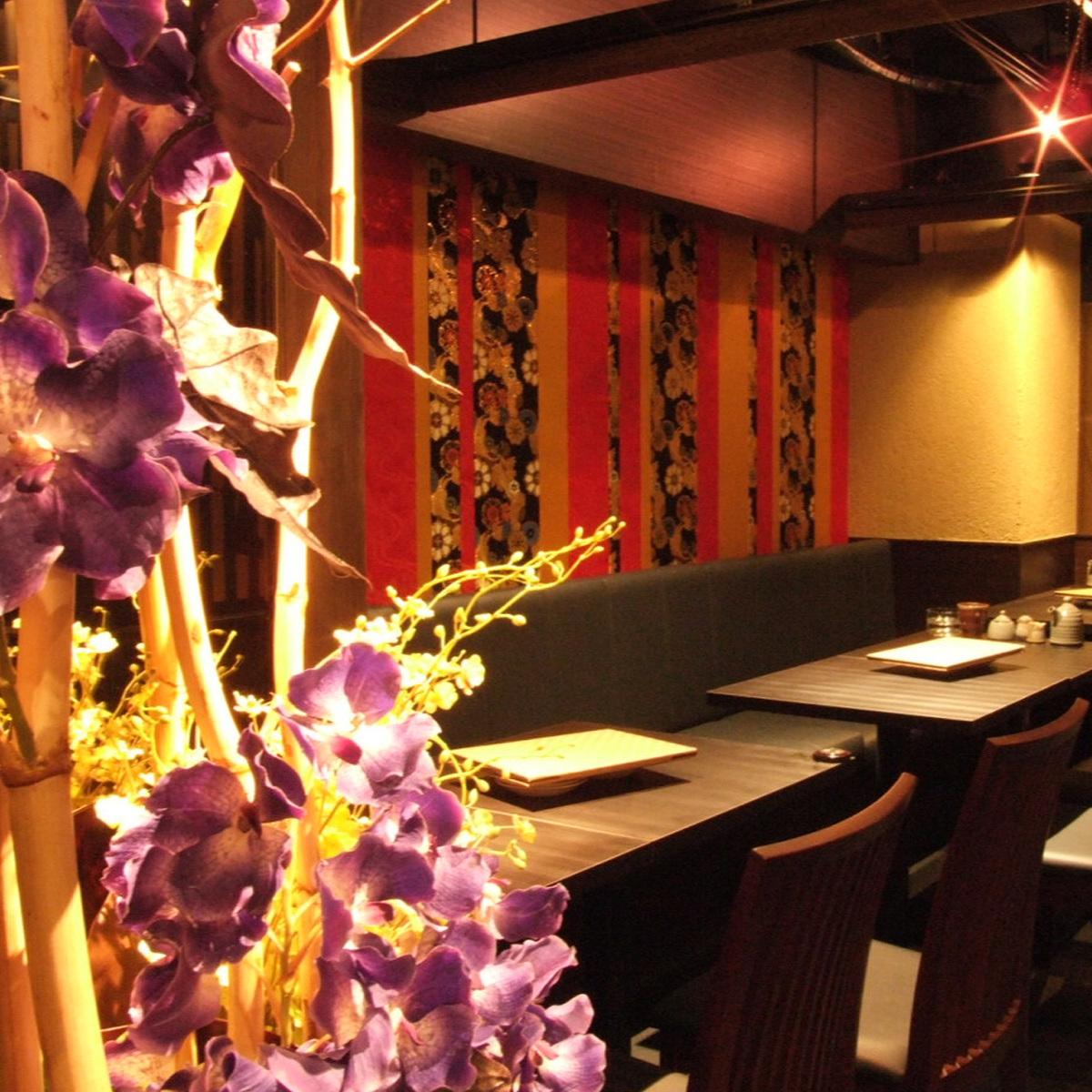 裝飾花卉也將為室內裝飾增添色彩