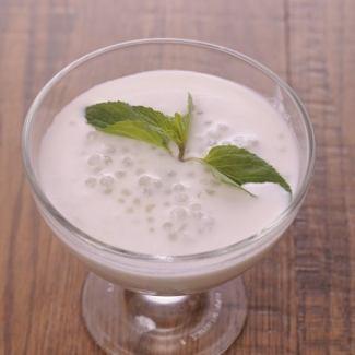 タピオカココナッツミルク