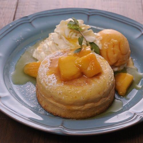 芒果的蛋奶酥