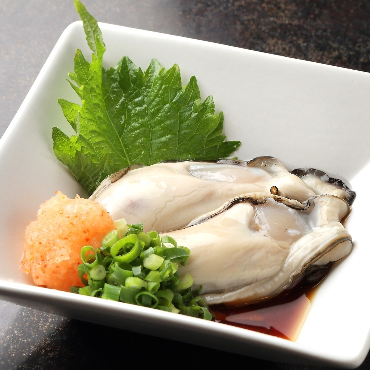 厚岸産カキポン酢(1個)