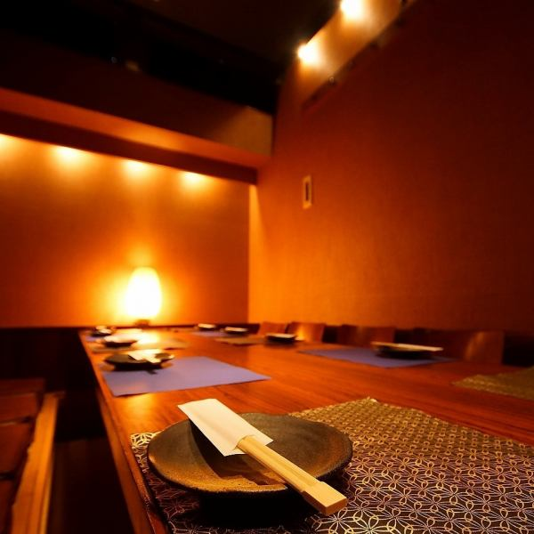Mr. Banquet secretary must-see! Up to 60 people OK! We have plenty of choices from digging out to Oshiki! It is perfect for various banquets ◎