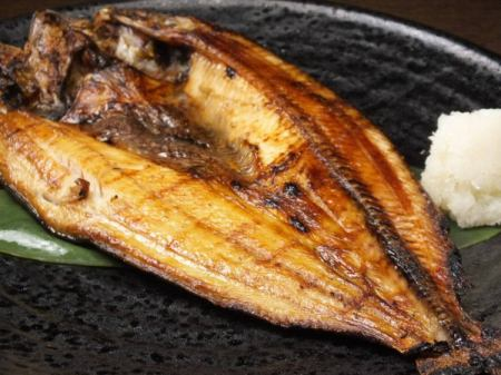 Extra large Hokke charcoal grilled one tail