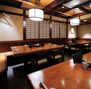 We also have table seats that can accommodate up to 16 people.