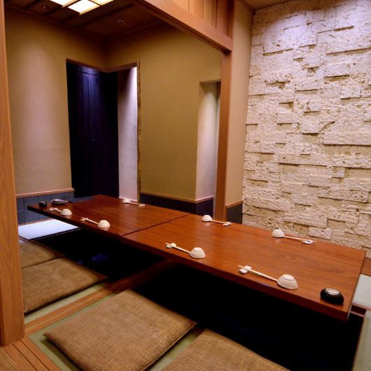 Completely individual room ※ In addition to this, private room seats are available!