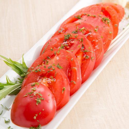 トマトスライス
