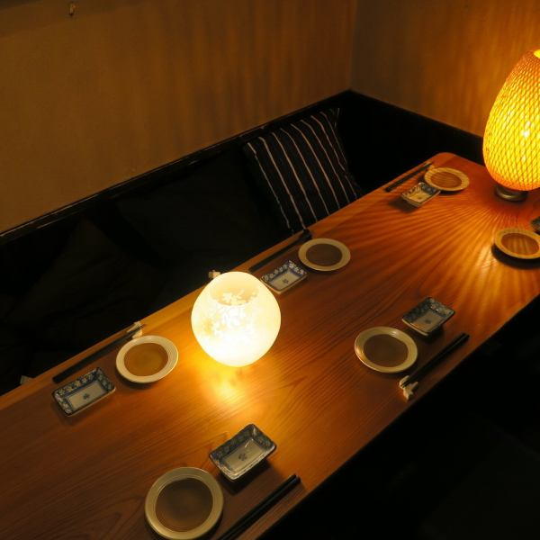 【Sendai station front / reservation on the day OK】 Private room with up to 4 people in private room.We are in the shop where we can enjoy various scenes such as company banquet, girls' association, alumni association