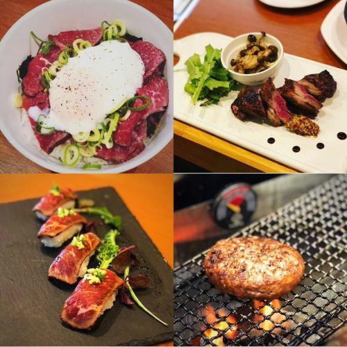 ◆豊富なお肉料理◆