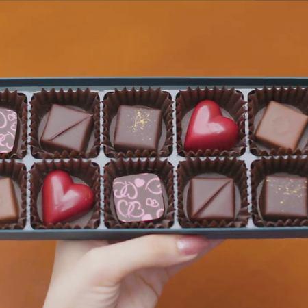 【プレゼントに】ボンナップショコラ