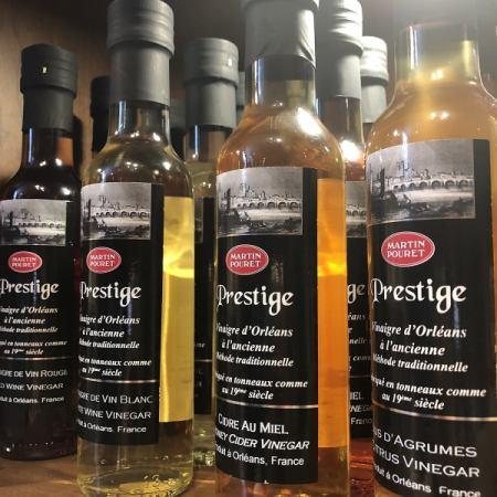 【マルタン・プーレ】マイルドな酸味が特徴のビネガーをドレッシングやピクルス作りに