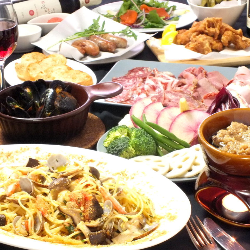 【Banquet ◎】 Various courses 4000 yen (with drink) ~ ♪