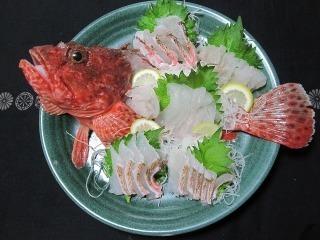 Pre-sashimi